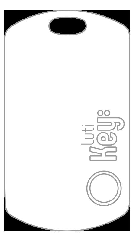 LutiKey Tracker